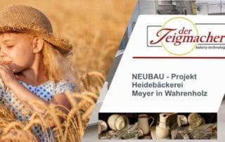 Heidebäckerei Meyer builds a new location